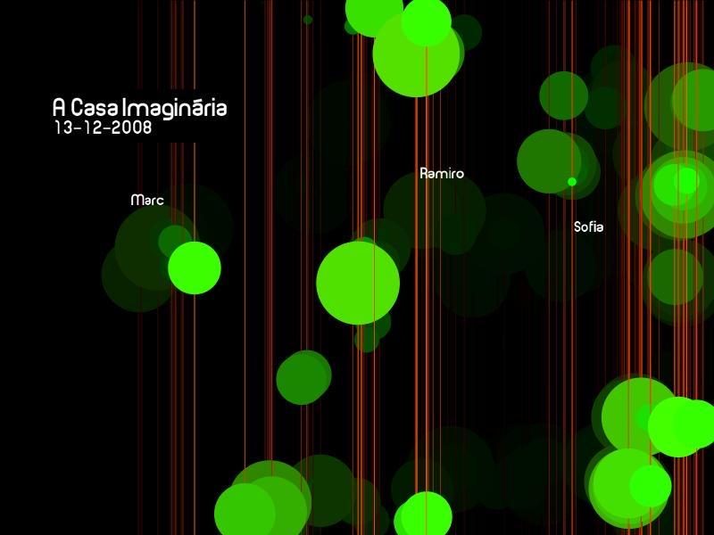 A Casa Imaginária | Instalação interativa para crianças
