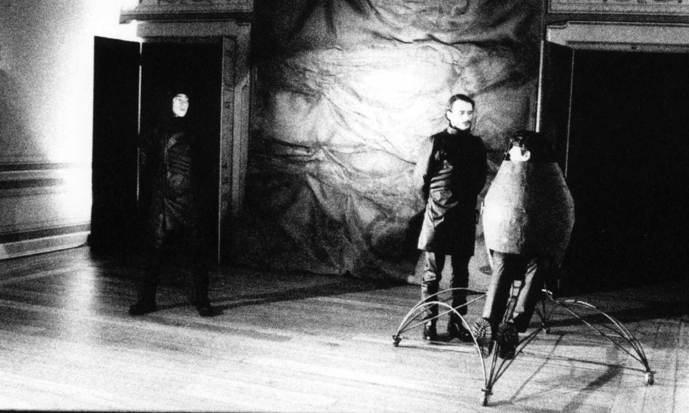 O Navio Fantasma - versão corrupta, de Alexandre Lyra Leite