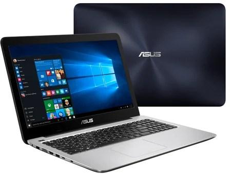 ASUS F556UA i5 6GB 128GB SSD + 1TB HDD