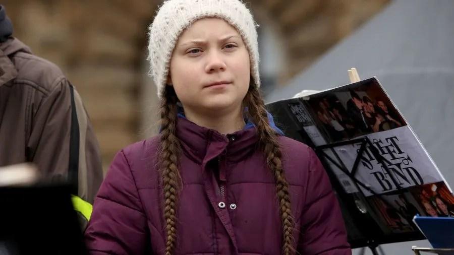 今日话题:16岁的瑞典少女格雷塔不该只受到嘲讽