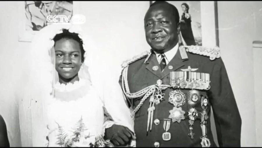 致命吸引力:前烏干達總統伊迪·阿明的血腥三角戀