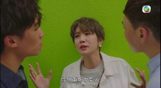 《使徒行者3》苗僑偉陪江美儀走最后一程_騰訊新聞