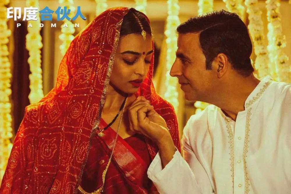 《印度合伙人》衛生巾的故事也能拍電影?寵妻狂魔締造商業奇跡