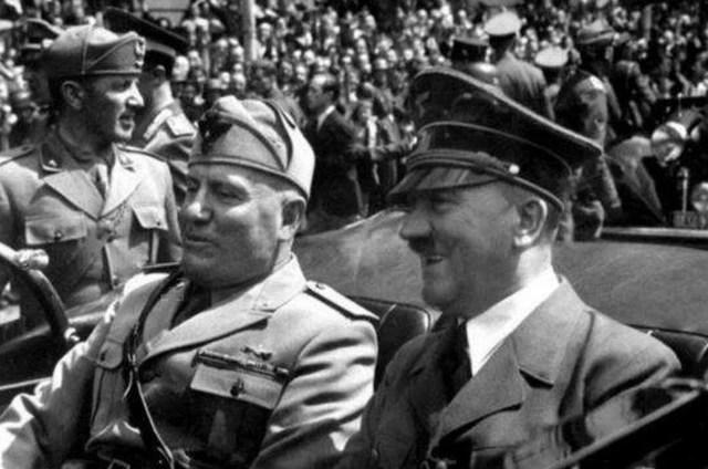 經典老照片,第二次世界大戰著名圖片!
