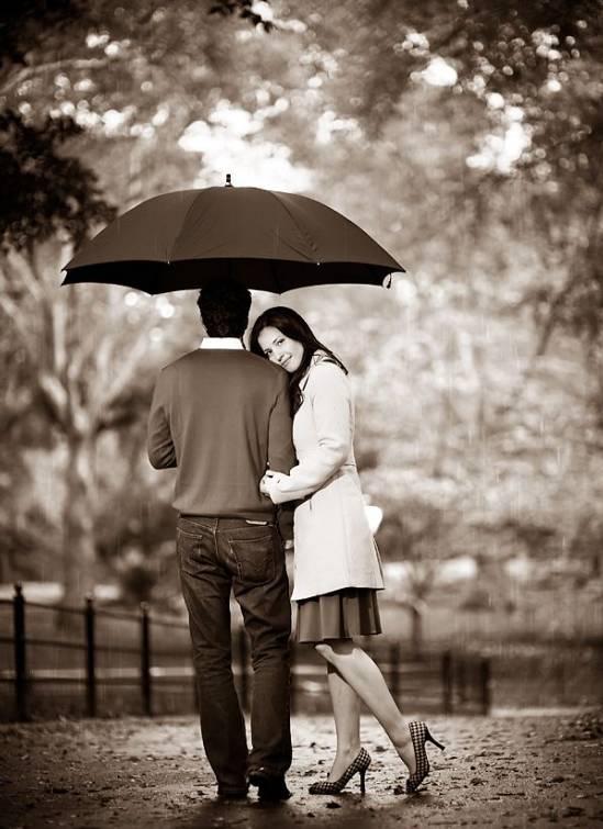 有你陪著我的時候,我從沒羨慕過任何人!