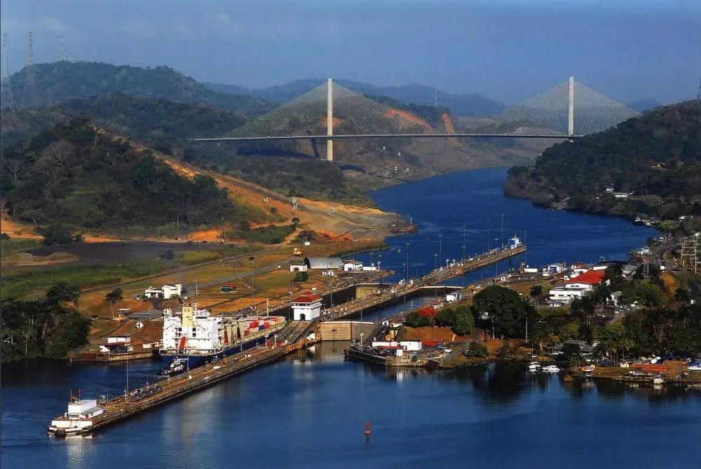 世界最贵的收费站巴拿马运河,过一次收费百万