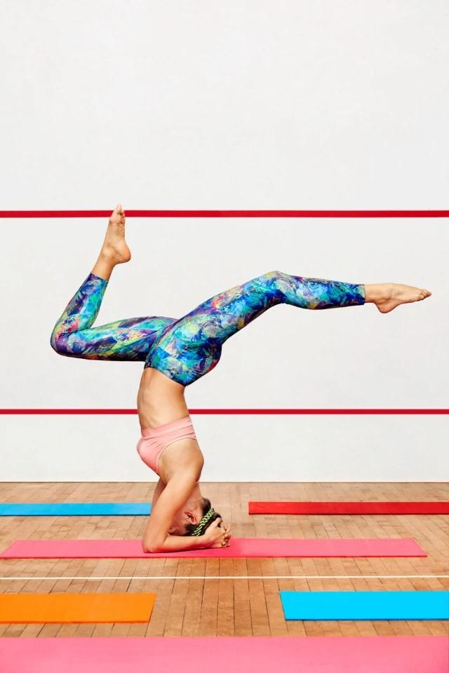 千萬別瑜伽,不然你會變成這般模樣!