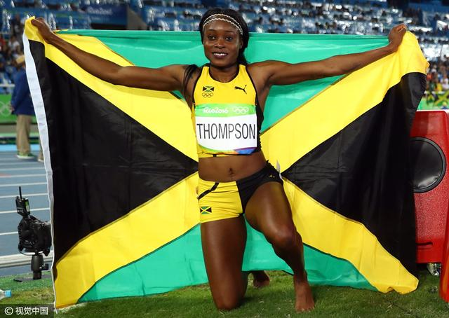 決賽綜述-女飛人200米再奪金 100米欄美國前3
