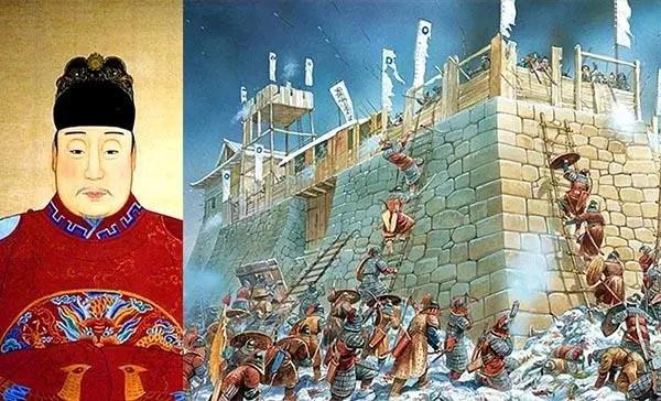 四百年前中國曾和日本打過一仗,救了朝鮮,滅了日本