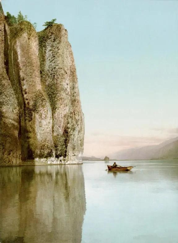 老照片:1888年到1924年的美國