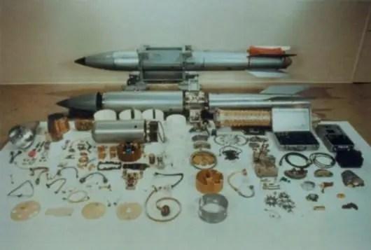 美國武器解密:截止2013年儲備量達4804枚!