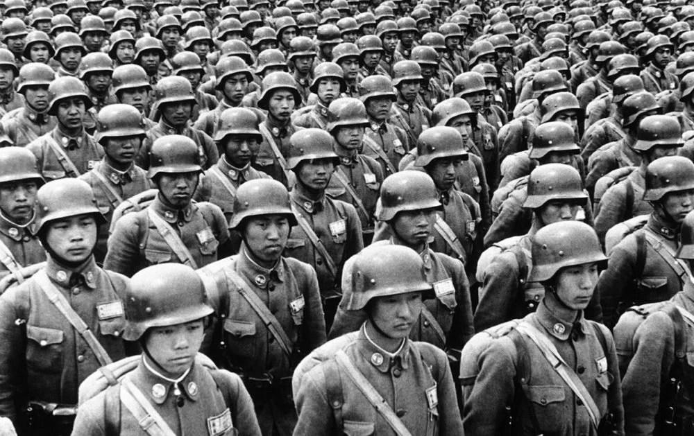 中國軍隊集結10多萬兵力,1937年,為何守不住南京城? - iFuun