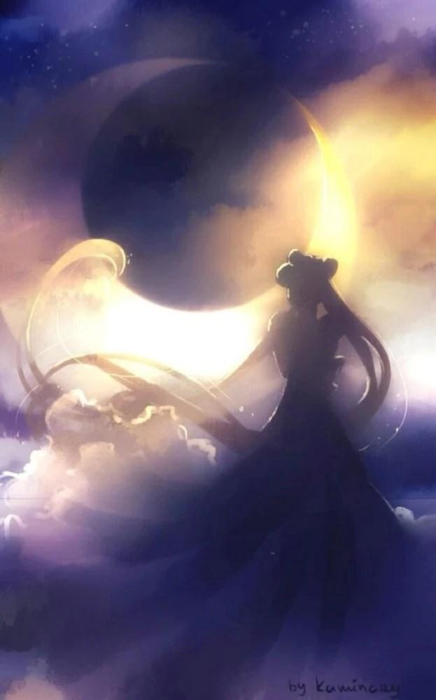 美少女戰士 壁紙 在這清冷宇宙 浩瀚星河裡 你最讓我心動 Ifuun