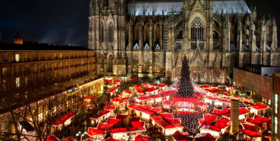 5 от най-красивите Коледни базари в Европа