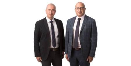 Ръководен екип на СуперХостинг.БГ - Методи Дреновски и Любомир Русанов
