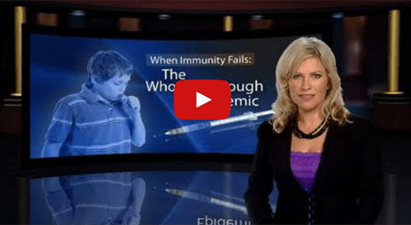 When Immunity Fails: The Whooping Cough Epidemic
