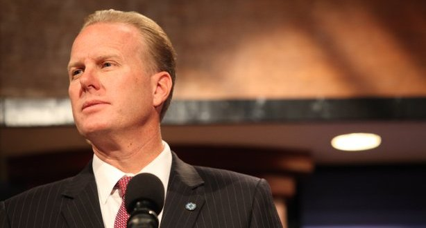 Kevin Faulconer's Run Down The Middle
