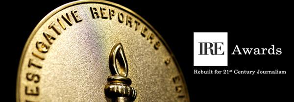 IRE_award_logo