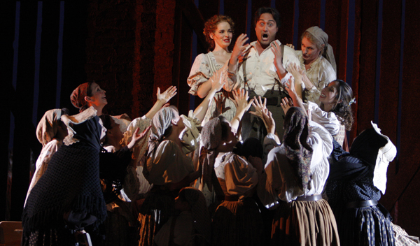'The Elixir of Love'  Final Dress (3) - September 9, 2009