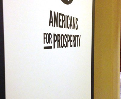 Groups represented at the secret Koch brothers summit