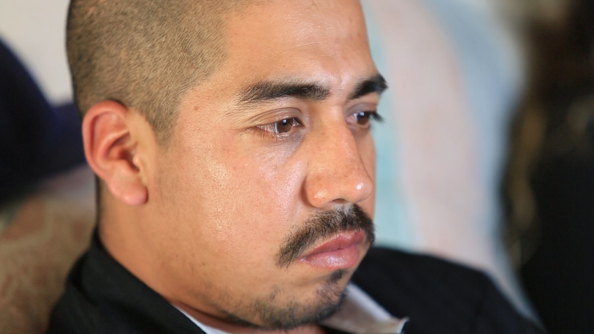 Victorugo Rodriguez Tello spent three months in immigration detention. May 22, 2015, Megan Wood/inewsource