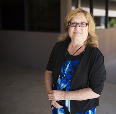 Lora Duzyk is the San Diego County Office of Education assistant superintendent of business services. She was appointed San Ysidro's fiscal adviser. Megan Wood / inewsource