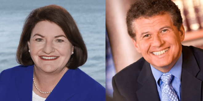 Newsletter: Atkins-Block race will test loyalty of long-time donors