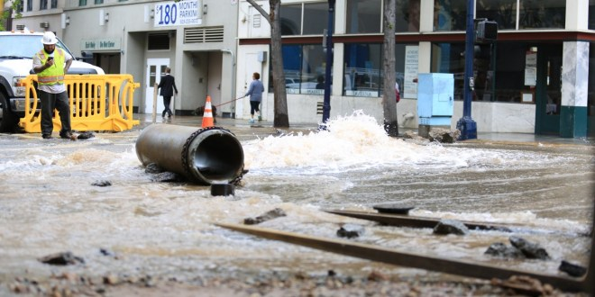 New culprit in San Diego water main breaks: asbestos cement