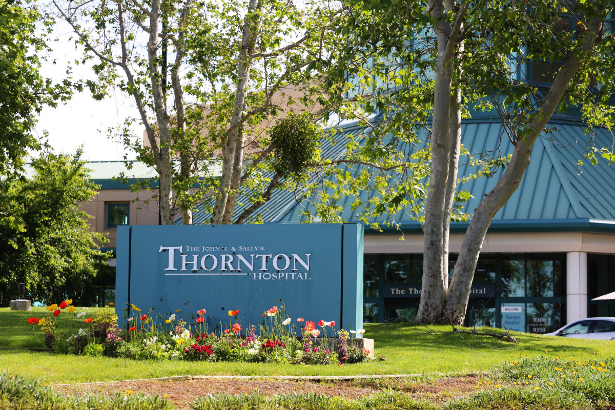 Rates of two types of infections at UCSD's Thornton Hospital vary from rates at the UCSD Medical Center in Hillcrest. March 21, 2106. Megan Wood, inewsource