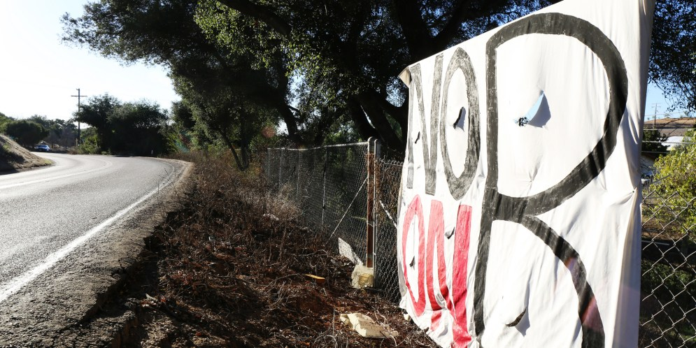 Opponents of Lilac Hills Ranch face fines, but donors to stay secret