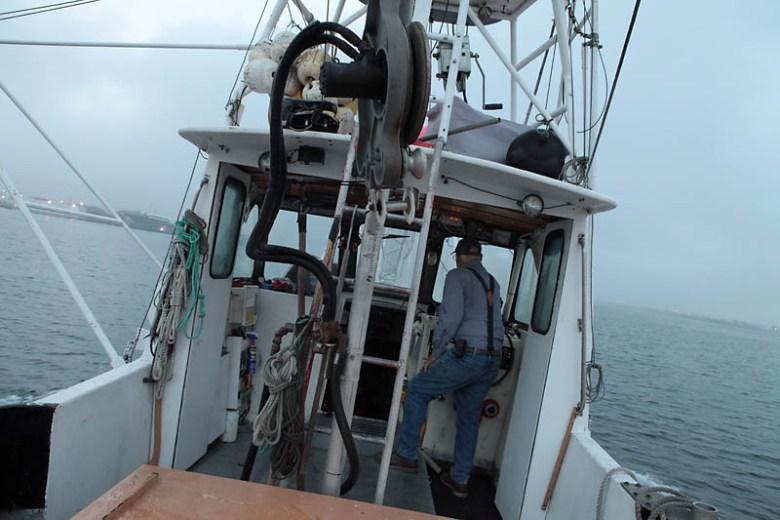 Phil Harris San Diego fisherman