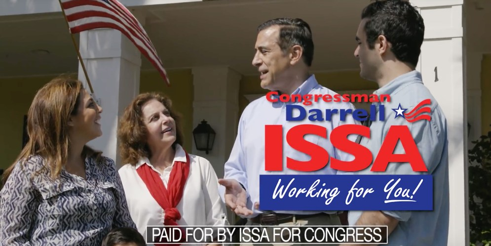 Congressional candidates spent almost $5 million on TV ads in San Diego