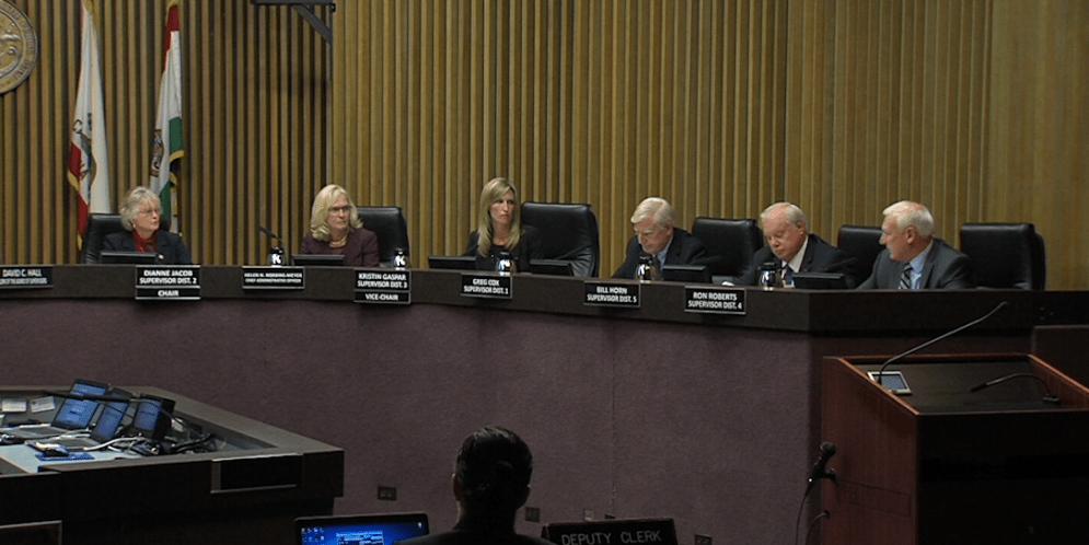 County supervisors see surge in tax money they can distribute