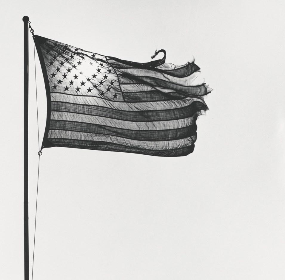 Robert Mapplethorpe, American Flag