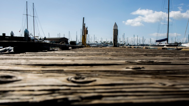 Driscoll's Wharf San Diego