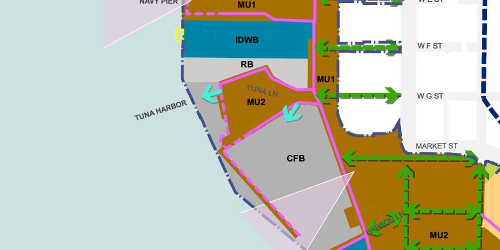 Port's Tuna Harbor proposal disappoints San Diego fishermen