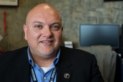Manuel Rubio is the director of Grants and Communications at the Sweetwater Union High School District. In 2012 the district began a multi-year initiative to put iPads in the hands of students. May 26, 2017. Brandon Quester, inewsource