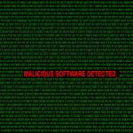 Malware infected computers at the San Ysidro School District. Photo illustration by Brandon Quester, inewsource