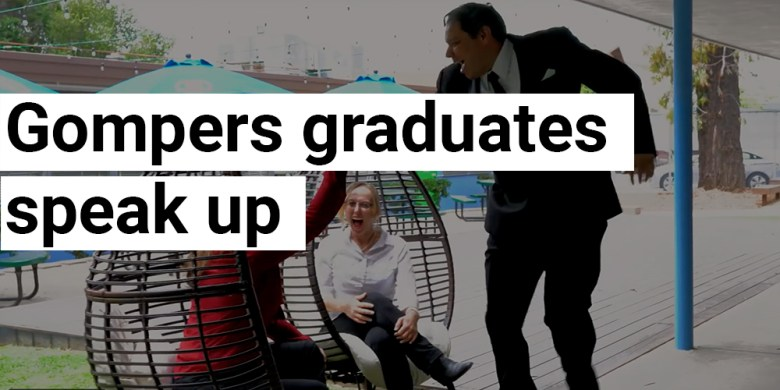 Click here to read a new story about what Gompers graduates told inewsource. (Gompers YouTube screengrab)