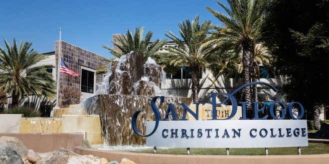 San Diego Christian College gets suspended by state tax agency