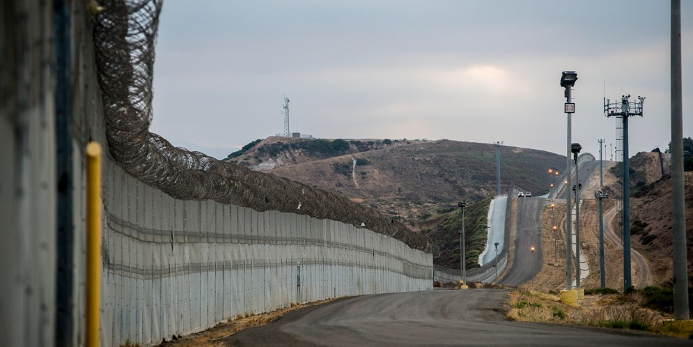 Trump's visit: What you need to know about the U.S.-Mexico border wall
