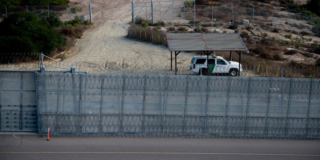 Breaking down the border wall after John Kelly's comments