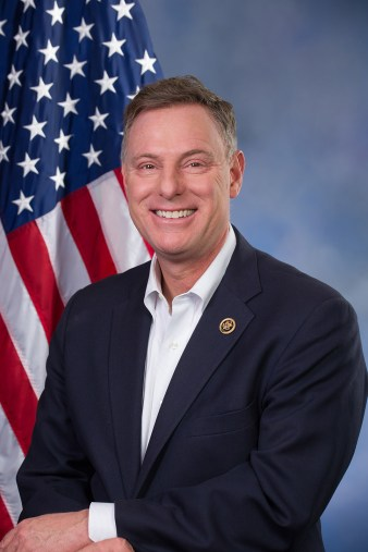 Rep. Scott Peters, D-San Diego. U.S. House Office of Photography