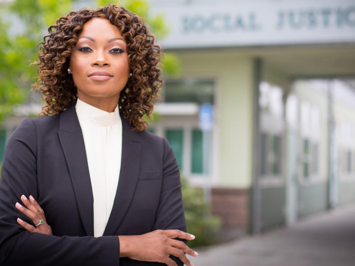District attorney candidate Geneviéve Jones-Wright.(Courtesy: Geneviéve Jones-Wright campaign)