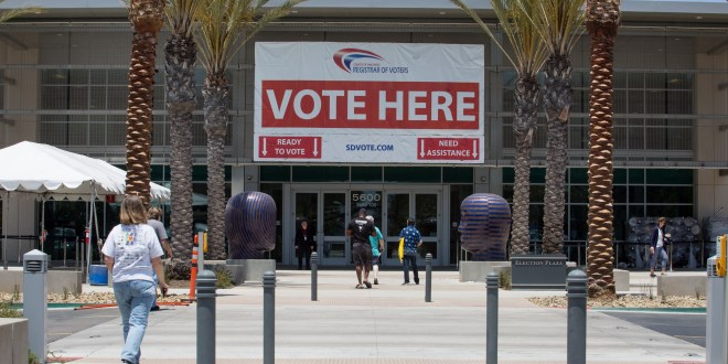 DMV errors cause San Diego County to cancel some voter registrations