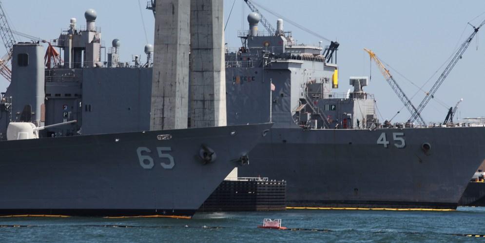 Security gaps at San Diego shipyards put billion-dollar Navy warships at risk