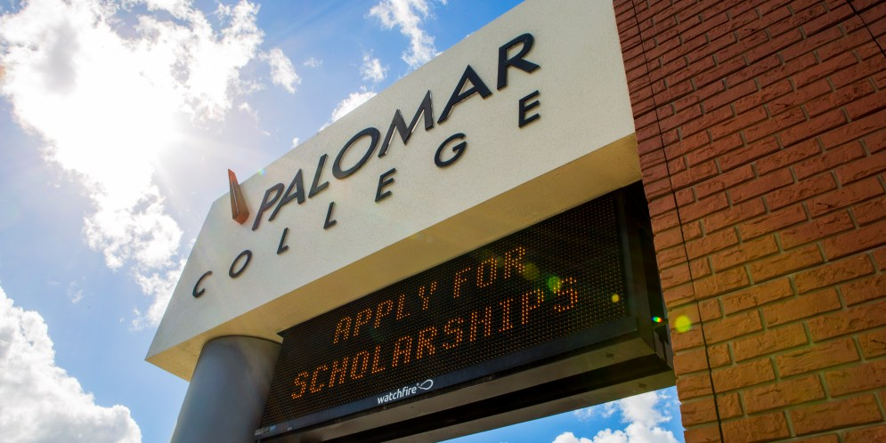 Financially troubled Palomar College gets fiscal monitor