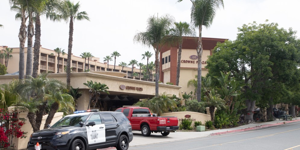 San Diego County knew about gaps in mental health care at a COVID-19 motel. Now someone is dead.