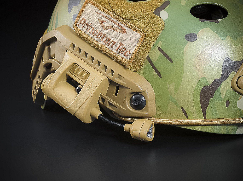 Pro Ops Helmet Tec Spec