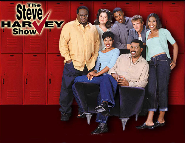 Image result for The Steve Harvey Show (1996–2002)